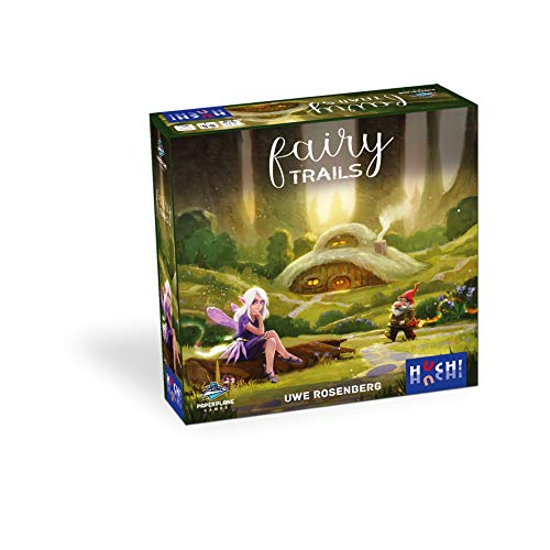 HUCH! 881311 Fairy Trails Brettspiel