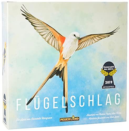 Flügelschlag - Brettspiel Review