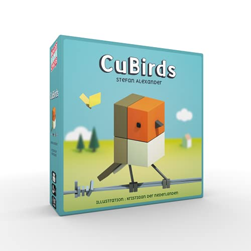 Board Game Circus 36714 - CuBirds