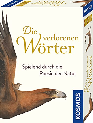KOSMOS 682132 Die verlorenen Wörter, Spielend durch die Poesie der Natur, Spiel zum...