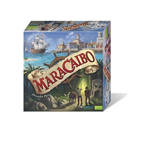 Maracaibo - Meine Top 10 Brettspiele 2019