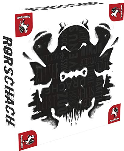 Rorschach, Capstone Games / Deep Print Games, 2021 — front cover (image provided by the publisher)