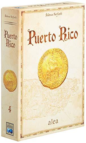 Ravensburger 26927 - Puerto Rico, Strategiespiel für 2-5 Spieler ab 12 Jahren, alea Spiel,...