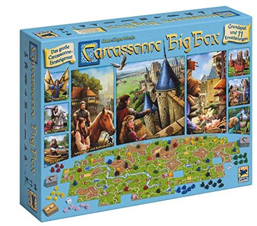 Carcassonne-Erfolg, neue Brettspiele, andere Cover und mehr - Interview mit Hans im Glück