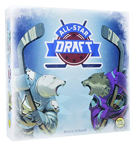 Suncoregames 201201 - All-Star Draft