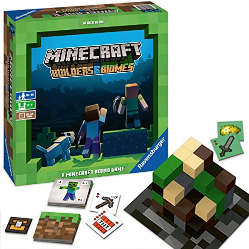 Minecraft: Builders & Biomes - Review