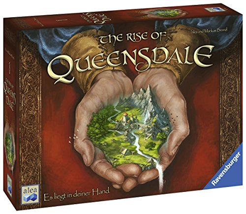 Ravensburger Alea 26903 - The Rise of Queensdale