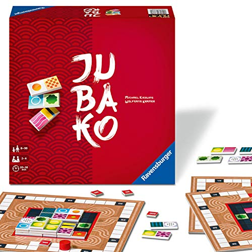 Jubako, Ravensburger, 2020 — front cover (image provided by the publisher)