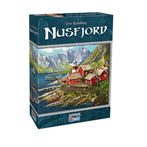 Nusfjord - Top 10 Solo-Brettspiele