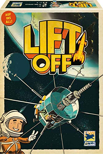Top 10 Drafting Brettspiele - Lift Off