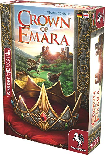 Crown of Emara - Review