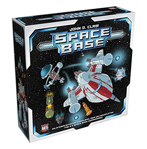 Top 10 Engine Building Brettspiele - Space Base