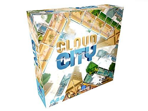 Blue Orange Cloud City Brettspiel