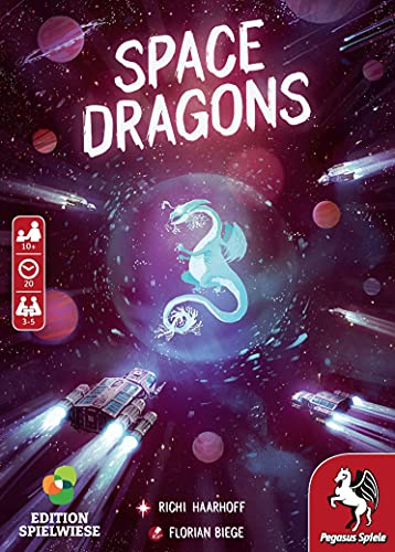 Pegasus Spiele 18342G - Space Dragons (Edition Spielwiese)