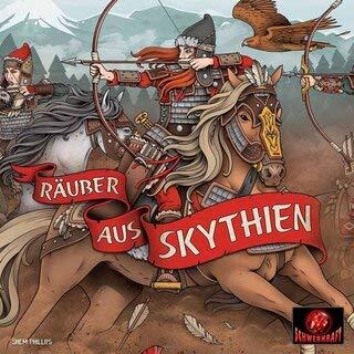 Räuber aus Skythien (deutsche Ausgabe)