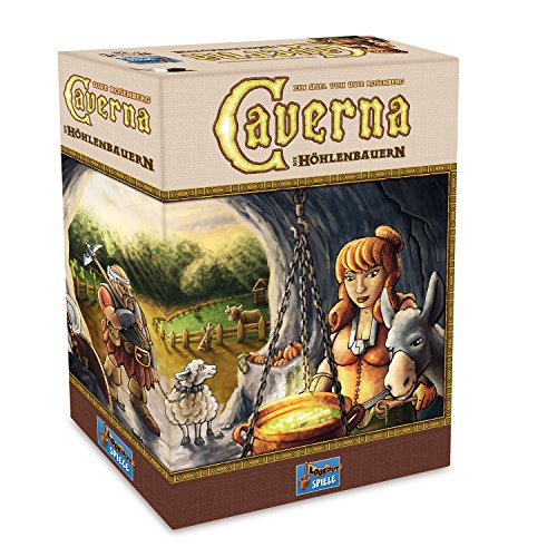 Caverna: The Cave Farmers, Lookout Games, 2013 (image provided by the publisher)