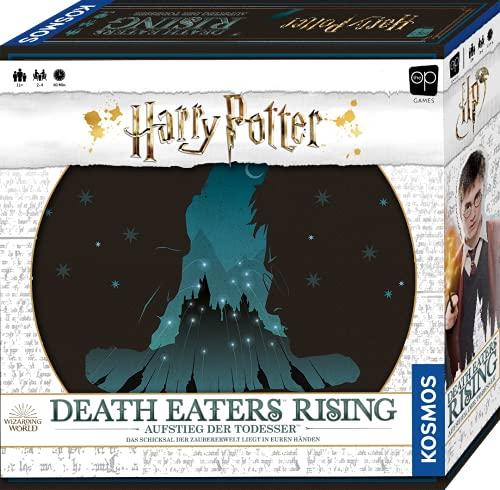 KOSMOS Harry Potter: Death Eaters Rising - Aufstieg der Todesser, kooperatives Würfelspiel,...
