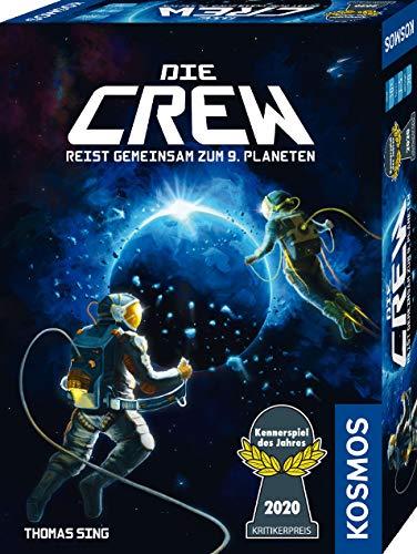 Die Crew: Reist gemeinsam zum 9. Planeten - Kartenspiel-Review