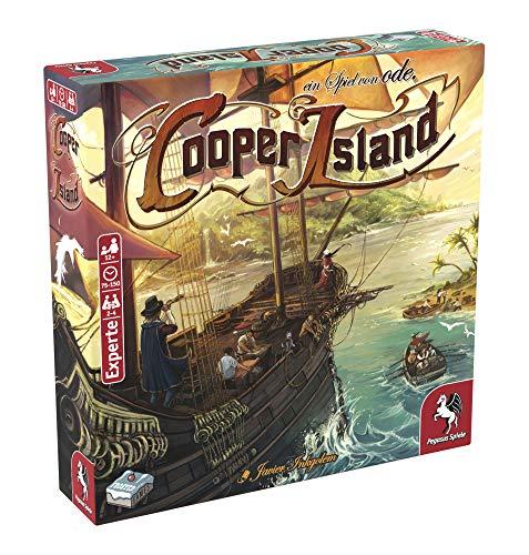 Cooper Island - Spiel des Monats Juli 2020