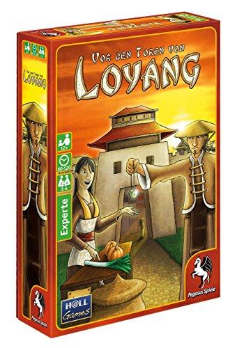 Vor den Toren von Loyang - Top 10 Solo-Brettspiele