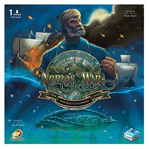 Frosted Games FRG00029 29 - Nemo's War