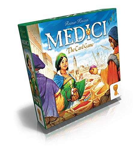 Medici The Card Game - Set-Collection