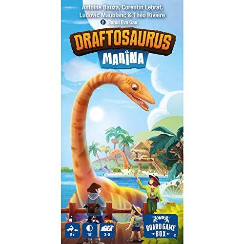 Board Game Box - Draftosaurus Marina (Erweiterung)