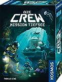 KOSMOS 680596 Die Crew - Mission Tiefsee, kooperatives Kartenspiel, für 3 bis 5 Spieler, mit...