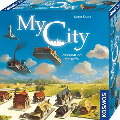 My City - Review des Stadtbau-Familienspiels