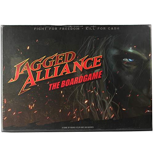 Underground Games Jagged Alliance - Das Brettspiel (DE/EN)