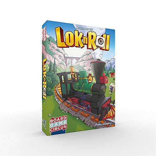 Board Game Circus 36719 - Lok'n'Roll