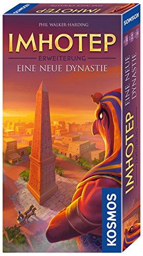 Imhotep: Eine neue Dynastie - Erweiterung