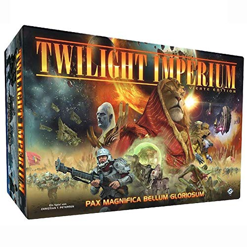 Fantasy Flight Games Twilight Imperium 4 Edition - Grundspiel