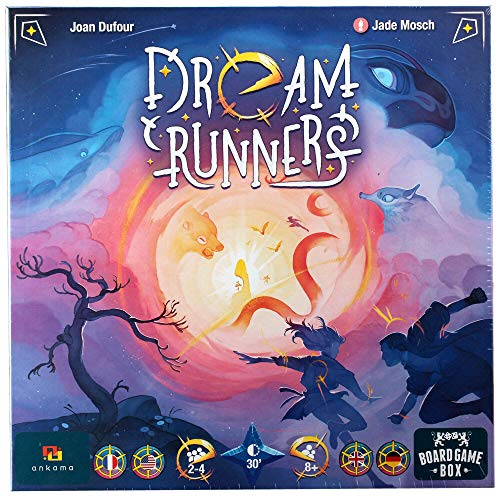 Board Game Box Dream Runners (DE/EN/FR)