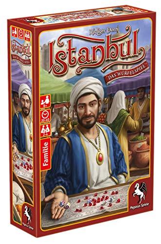 Istanbul – Das Würfelspiel