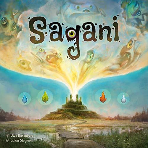 Skellig Games Sagani - Deutsch