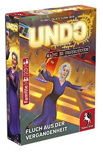 Pegasus Spiele 18172G - UNDO - Fluch aus der Vergangenheit