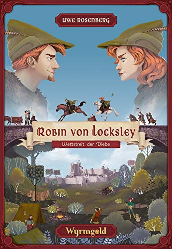 Robin von Locksley, Wyrmgold GmbH, 2019 — front cover (image provided by the publisher)