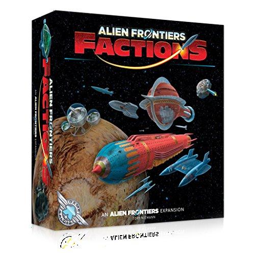 Alien Frontiers Factions: Definitive Edition