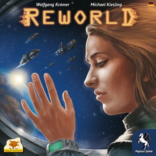 Pegasus Spiele Reworld