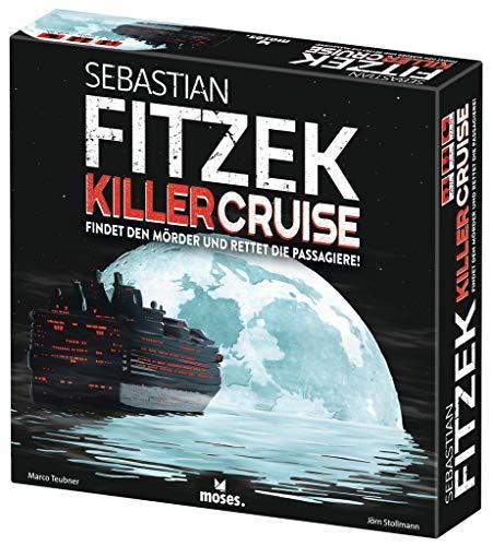 moses. 90358 Sebastian Fitzek Killercruise | Der Nachfolger vom Safehouse Spiele Klassiker | In...