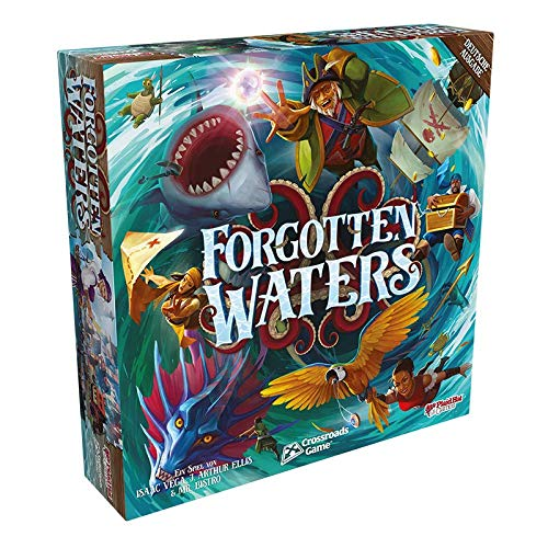 Forgotten Waters, Plaid Hat Games, 2020