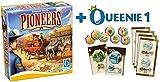 Queen Games 20222 - Pioneers + 1. Erweiterung: Neue Grenzgebiete