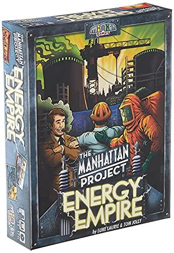 Minion Games MIGEE100 - Manhattan Project: Energy Empire, Familien Standardspiele