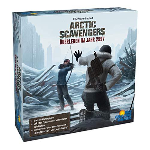 Rio Grande Games 1483 - Arctic Scavengers