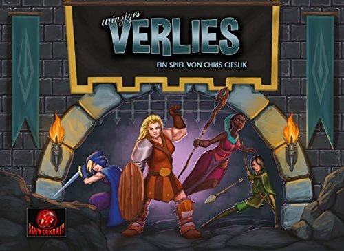 Winziges Verlies - Top 10 Solo-Brettspiele