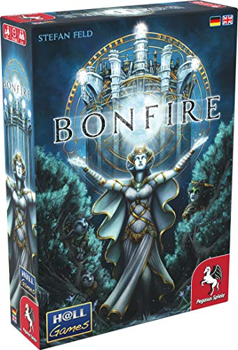Pegasus Spiele 55141G - Bonfire (Hall Games)