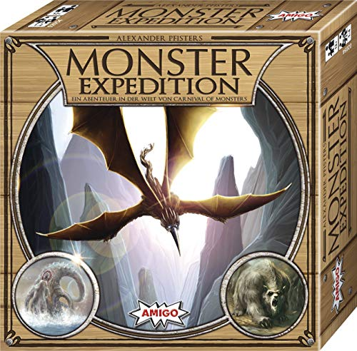 Monster Expedition - Würfelspiel Review