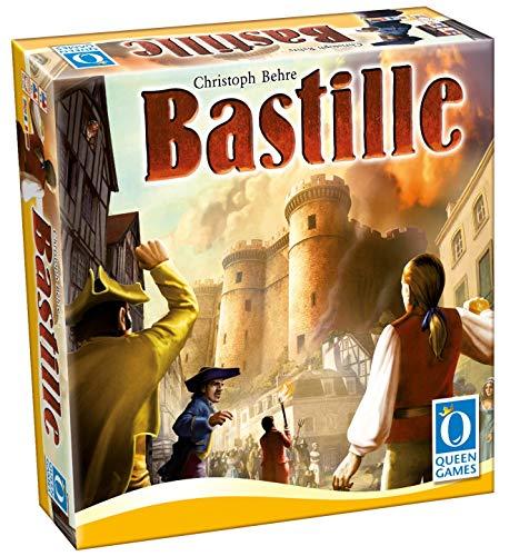 Queen Games 20182 - Bastille