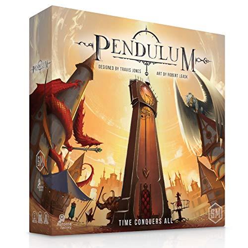 Stonemaier Games STM250 - Pendulum - Board Game - English Version (Einzelstück, Mehrfarbig)